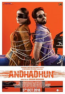Download best song Andhadun Theme 02 by Amit Trivedi on Pagalworld