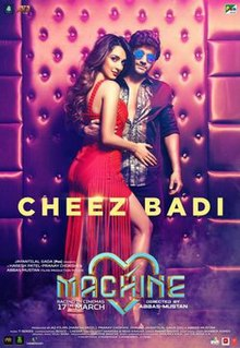 Download best song Cheez Badi by Shabbir Ahmed on Pagalworld