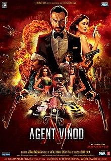 Download Agent Vinod  Movie