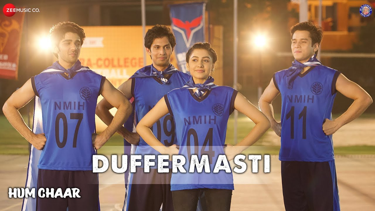 Download Duffermasti Mp3 Song for free from pagalworld,Duffermasti - Hum Chaar song download HD.