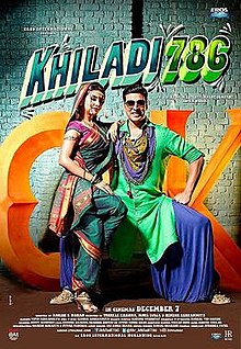 Download Khiladi 786 Movie