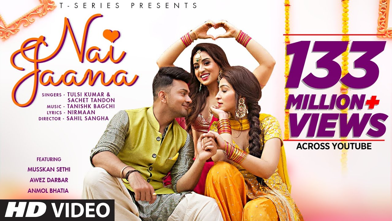 Download Nai Jaana Mp3 Song for free from pagalworld,Nai Jaana