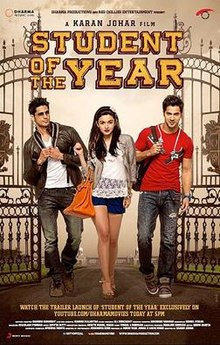 Download Student of the Year Movie